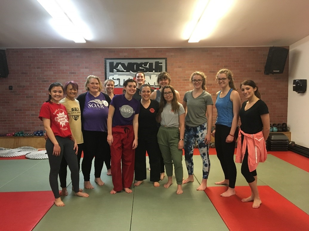 Laura Self Defense Group